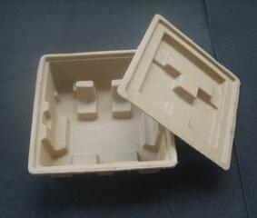 纸浆模塑包装 各种环保的纸浆模塑包装